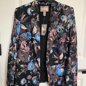 floral printed forever 21 jacket